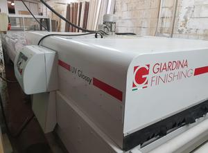 Produktionslinie für Lackierplatten mit Walze Giardina Finishing S.R.L G02 / 05