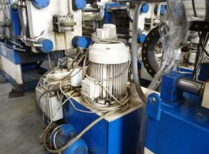 Used OMB 110 mm. Extrusion - Twin screw PA extruder