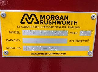 Morgan Rushworth ASBR 2600/200 P01022043