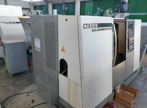 Tour cnc Gildemeister CTX 310V3