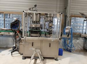 Cidec Vega + SATURNO TP Abfüllmaschine - Abfüllanlage