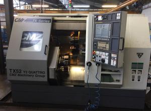CMZ TX 52 Y2 QUATTRO Drehmaschine CNC