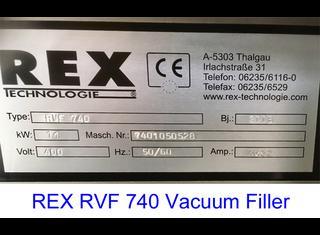 REX RVF 740 P01023113