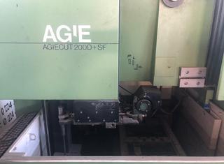 AGIE Agiecut 200D + SF P01026004