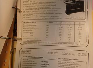 WYSS+PROBST PHARMEX 45 P01026009