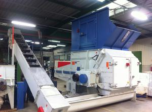 Vecoplan VAZ1600 Wood chipping machine