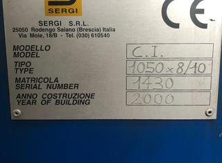 Sergi CI 1050 X 8/10 P01026034