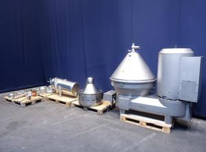 GEA CNE 400-01-777  Zentrifuge
