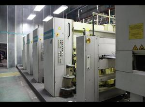 1998/ 1999 MAN Rotoman N60 Heatset Web Offset Press