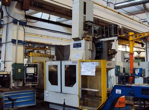 TOS SKQ 8 CNC vertical turret lathe with cnc