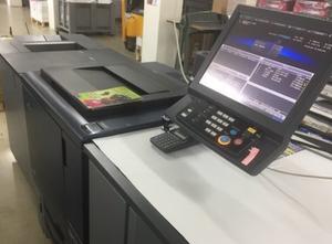 Cyfrowa prasa do druku Konica Milnota  Bizhub Pro C1060