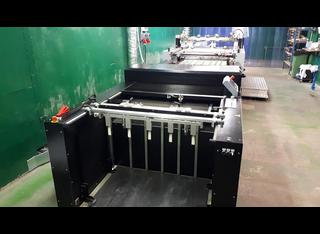 Pik AUTOMAT ESC HighPress Plus 1020, TUNEL UV EPS Compact 1050 P01028045