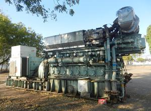 Yanmar 8EY26LW Generator