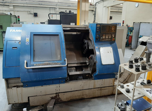 Famot 400 Drehmaschine CNC