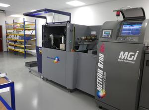 Stampante digitale MGI Meteor Unlimited Color 8700 SE+