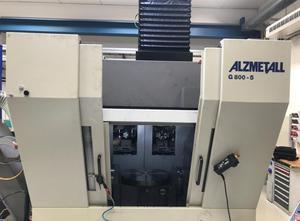 Centro de mecanizado 5 ejes Alzmetall G 800-5