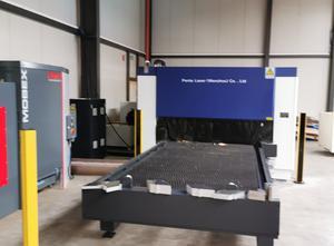 Faserlaser Schneidmaschine PENTA SWING 2 - 2000W IPG YLS