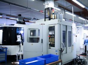 Centro di lavoro verticale Bridgeport Hardinge GX480