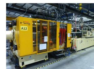 Husky H600 RS135/115 CNC Spritzgießmaschine