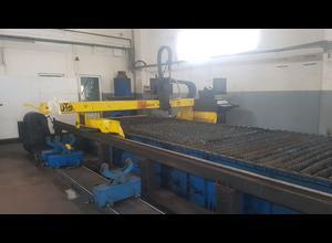 Ajan 2000 mm x 6000 mm Schneidemaschine - Plasma / gas
