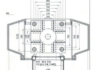 Italtech Bs 550/3300 P81120116