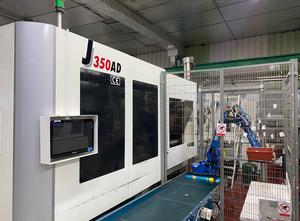 JSW JAD electric injection moulding machine