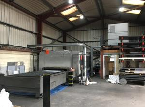 Bystronic Fiber 3015 6KW laser cutting machine