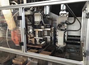 Centrum obróbcze CNC do drewna Saom P22 MCU+UF+MO+UL