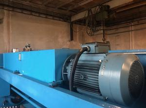 KNUTH KHT 3212F hydraulic shear
