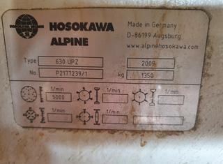 Hosokawa UPZ 630 P00925015