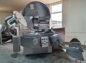 Máquina cortadora de carne Seydelmann  K 504 DC 8 Q VA