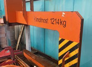 Tool holder for crane Prestar C30.120.018 A01