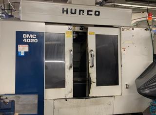 HURCO BMC 4020 P01102019