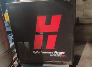 Alphatome 30-Hyperformance Plasma HPR260 XD P01102033