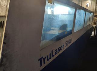 Trumpf Trulaser 5040 P01102040