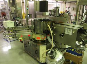 Línea de llenado Serac Complete Line to Filling Squeeze PET Jar 236 ml