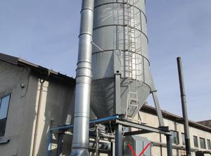 SILOS 75 M3 Dust collector