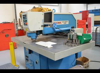 Euromac CX 750/30 CNC P01103032