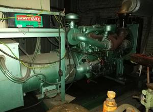 Gruppo elettrogeno perkins 80 kVA