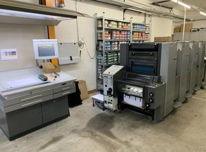 Heidelberg SM 52-4 Offset four colours