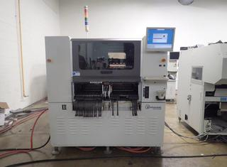 Universal Instruments Corporation Advantis AX-72E P01103089