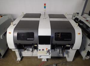 Universal Instruments Corporation Genesis Quad GC-120Q 4991C Bestückungsautomat