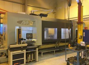 MTE RT 25/16 cnc horizontal milling machine