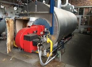 Caldera Eisenwerk Theodor Loos GmbH Flammrohr-Rauchrohr-Kessel,55450