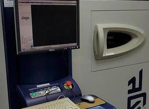Urządzenie kontrolne do elektroniki Dage XD7500 / 7600 X-Ray system 160KVa 3w Open Tube
