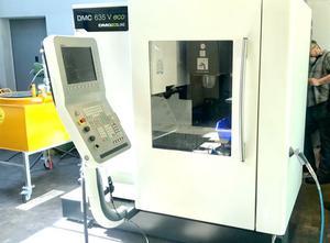 Centro di lavoro verticale Deckel Maho DMC 635 V eco