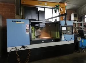 Used Doosan MYNX 750/50 Machining center - vertical