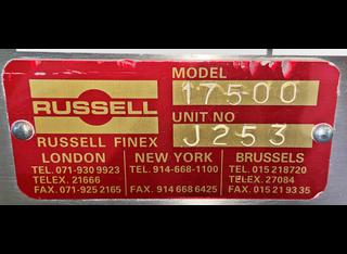 RUSSELL 17500 P01105070