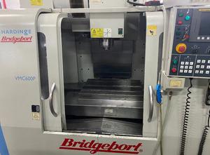 Centro di lavoro verticale Bridgeport VMC 600