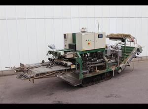 Koppert harvesting and bunching machine for radish Vegetable and fruit cutting, washing and blanching machine